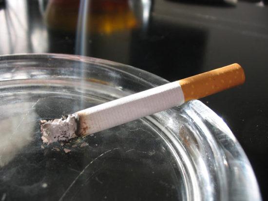 Le cigarette altère le système immunitaire