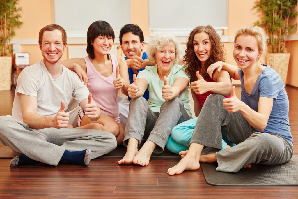Le yoga du rire, une formidable thérapie