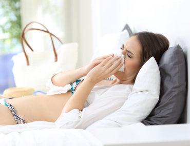 Malade en vacances ?