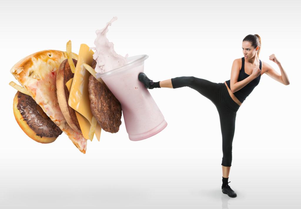 Aliments transformés et système immunitaire
