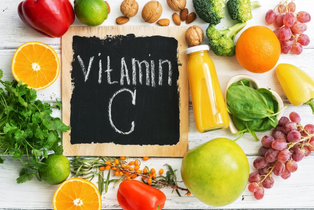 Vitamine C et système immunitaire