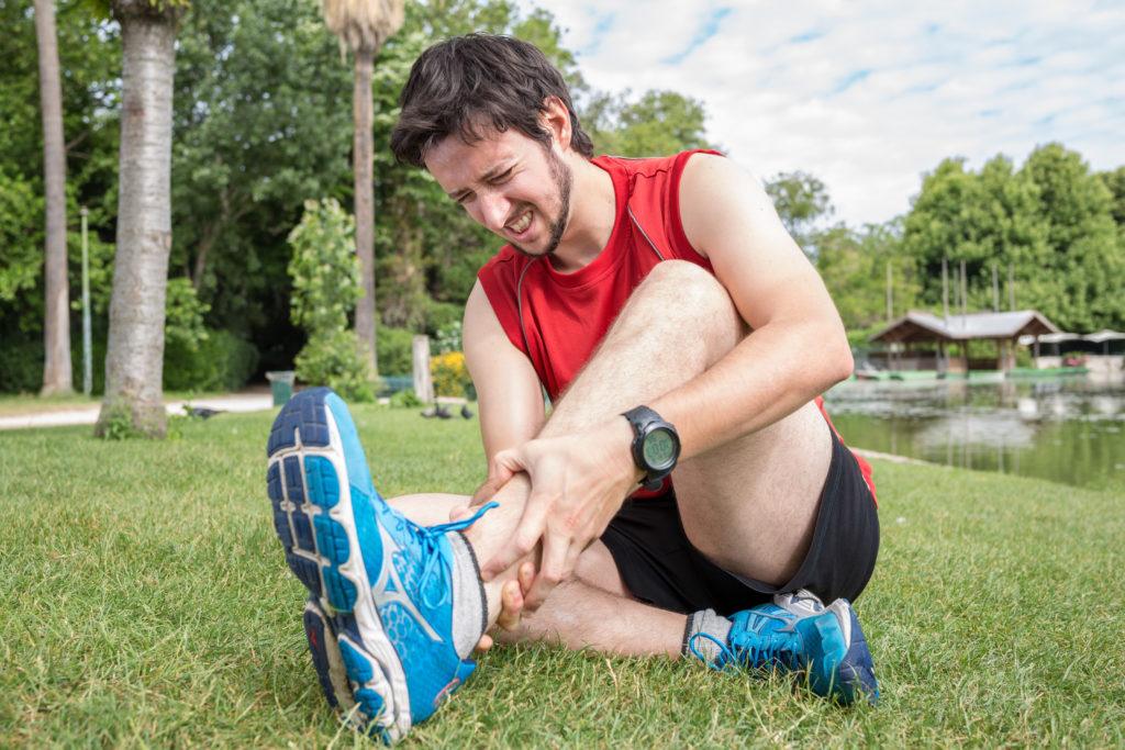 Sportifs, dorénavant attention aux blessures !