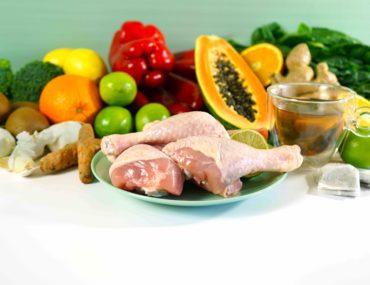 Alimentation anti-inflammatoire