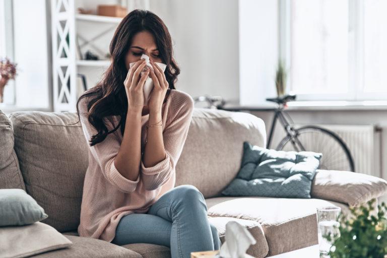 Allergie ou COVID-19 ? Quelques conseils pour les différencier