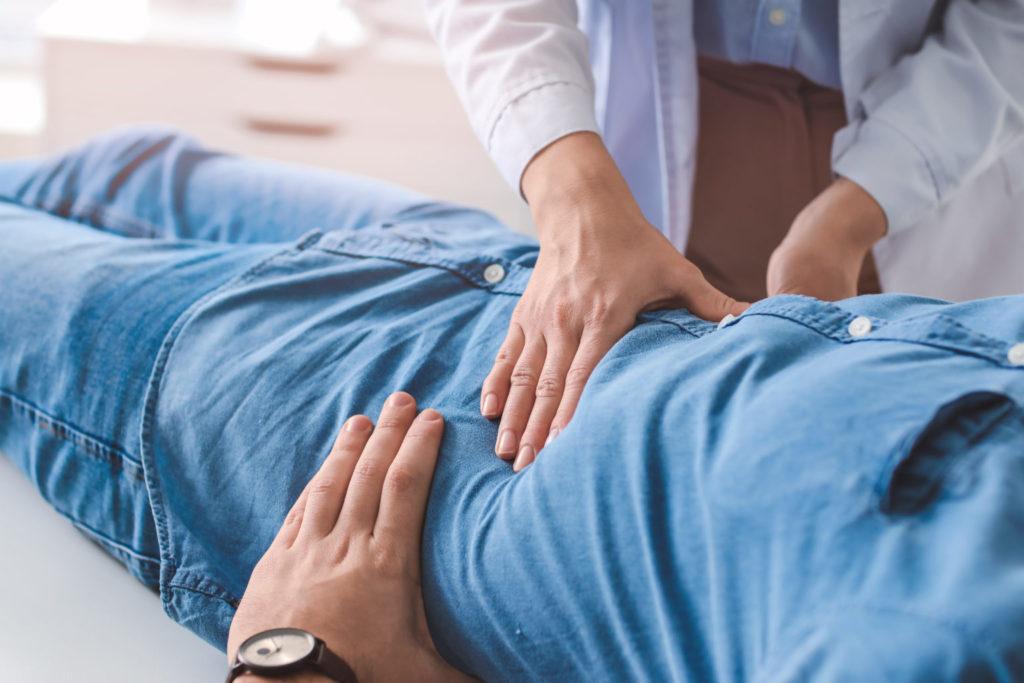 Rectocolite hémorragique:  inflammation chronique de la muqueuse intestinale