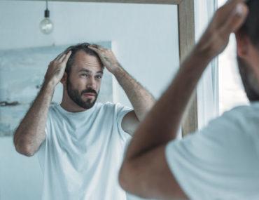 Chute de cheveux après une infection par le Covid